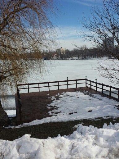 chris corben - Lake floreasca bucharest