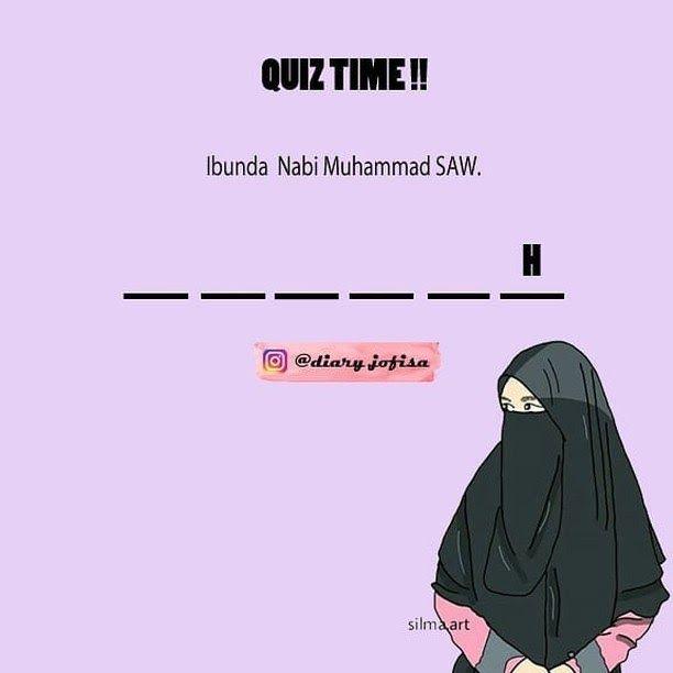 26 Gambar Kartun Muslimah Jomblo Fisabilillah Di 2020 Kartun