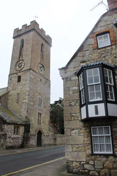 Yarmouth, île de Wight