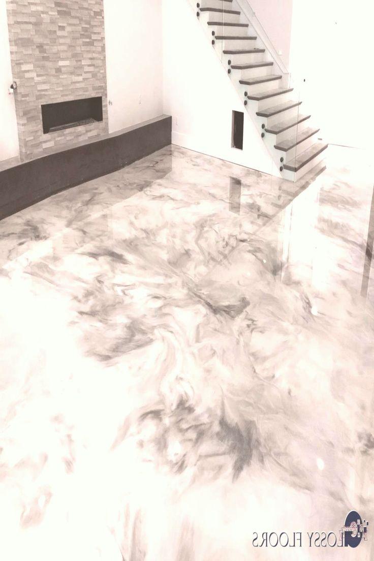 Metallic Marble Epoxy Floors Of Glossy Floors Are Really Unique This Substance Lappedlar Home Deco Epoksi Painting