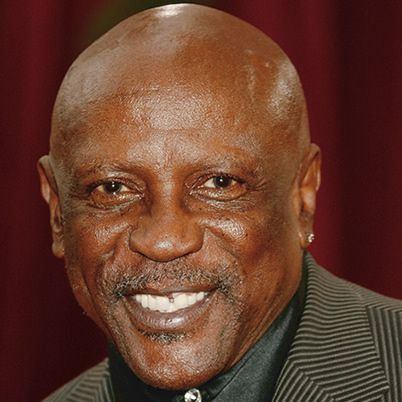 Although he was picked to play for the New York Knicks, Louis Gossett Jr. decided instead to pursue an acting career, making his Broadway debut in Lorraine Hansberry's A Raisin in the Sun in 1959. In 1983, he won an Oscar for Best Supporting Actor for his performance in An Officer and a Gentleman. Gossett has also had great success on television, earning an Emmy Award and a Golden Globe.