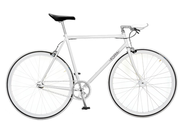 "Foffa ""Prima"" 2011 Fixed Gear Bike white"