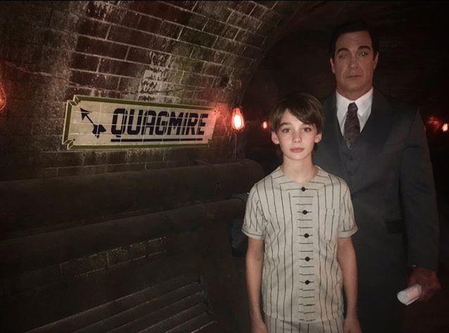 Quigley Quagmire Asoue Season 3 A Series Of Unfortunate Events