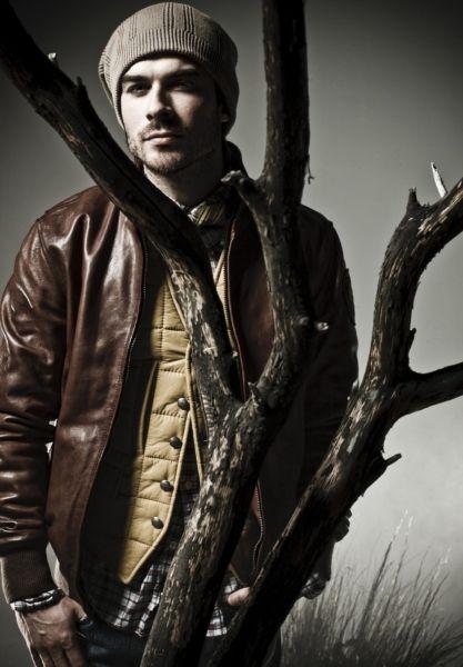 Ian Somerhalder (Photoshoot)