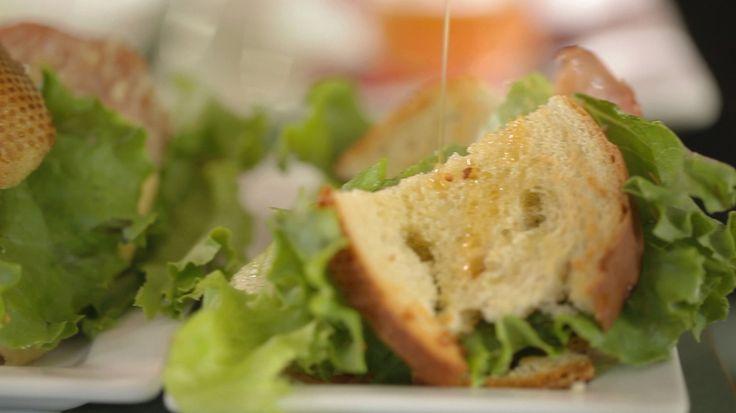 Sandwich de la Louisiane