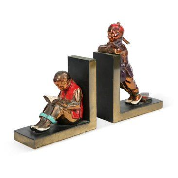 Check out this item at One Kings Lane! Asian Bookends
