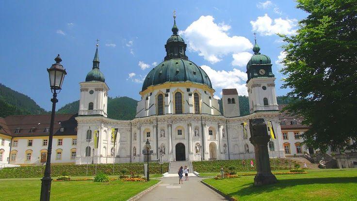 Kloster Ettal Germany Ettal Germany Kloster Germany Taj Mahal Benedictine Monastery