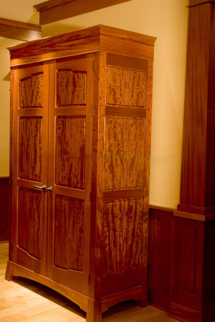 Mahogany Armoire | Products I Love | Pinterest | Armoires, Entry Hall And  Hall