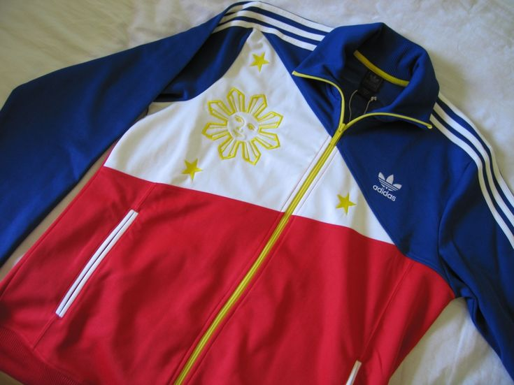 Philippines Adidas Track Jacket Anybody Know Of This