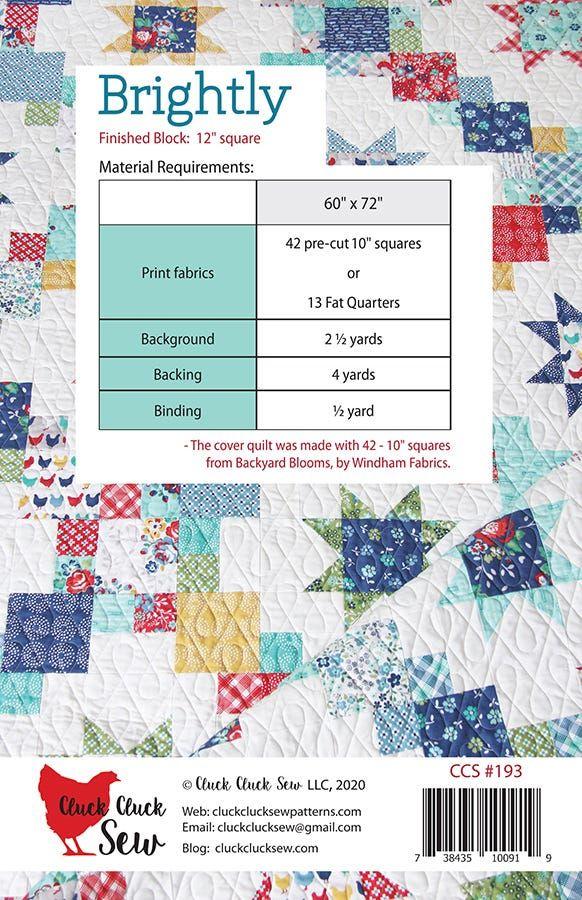 5 Pieces Patchwork Fat Quarter Bundle DAZZLING BLUES