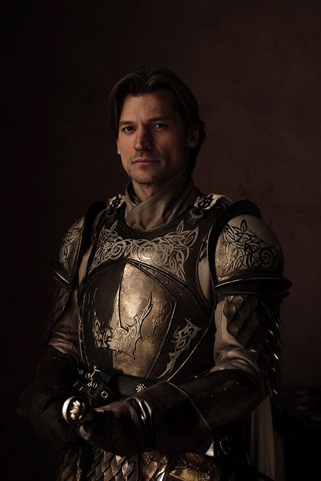 "Nicolaj Coster-Waldau - ""Game of Thrones""(TV 2011- 2015) - Costume designer : Michele Clapton"