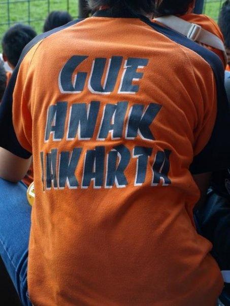 JAKARTA SATU JAKARTA.