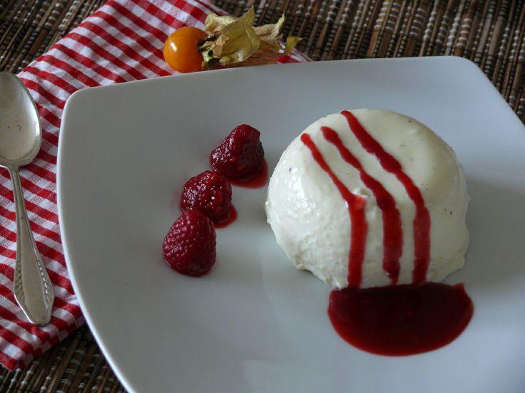 Leckeres Pannacotta Rezept! Mhhh #pannacotta #lecker #rezept #dessert