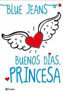 COLOR EN LETRAS: Buenos dias princesa- Reseña