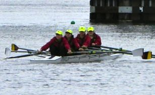 The Westford-Littleton Crew team