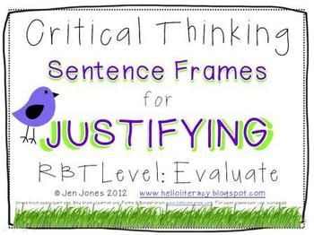 does common core teach critical thinking Bruno: do the common core standards tell teachers how to teach one of the virtues of content standards is supposed to be that they tell teachers what to teach the critical thinking blather in the common core documents is there for decoration only.