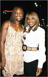 famous black sisters - Google Search - Venus & Sabrina Williams