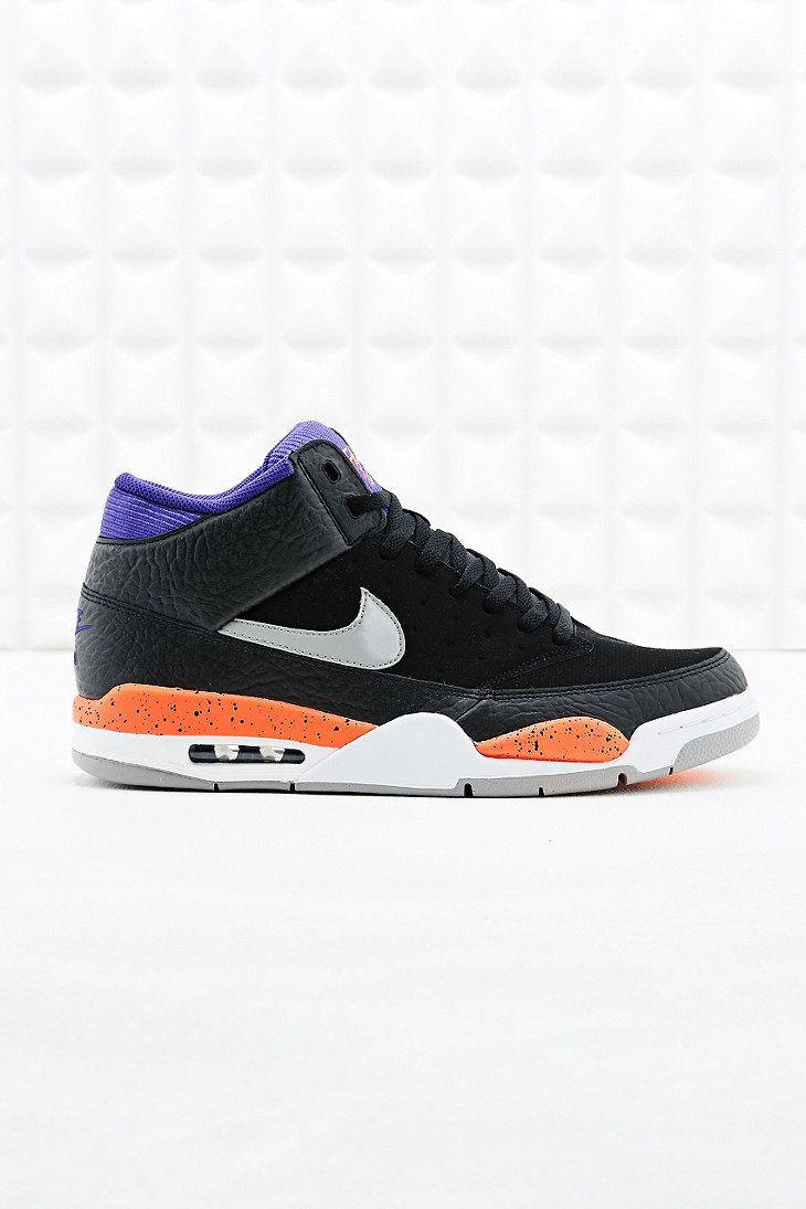 Nike Flight Classic Trainers in Black