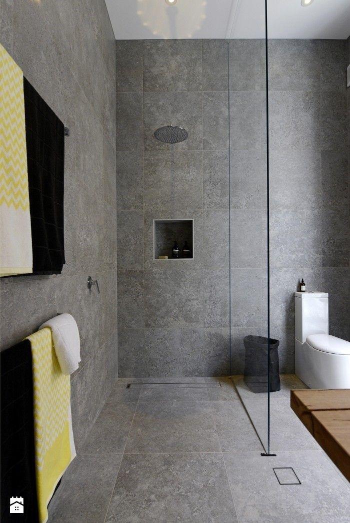 Ciemna strona łazienki - wersja tylko dla odważnych? - Łazienka, styl nowoczesny - zdjęcie od MartaWieclawDesign