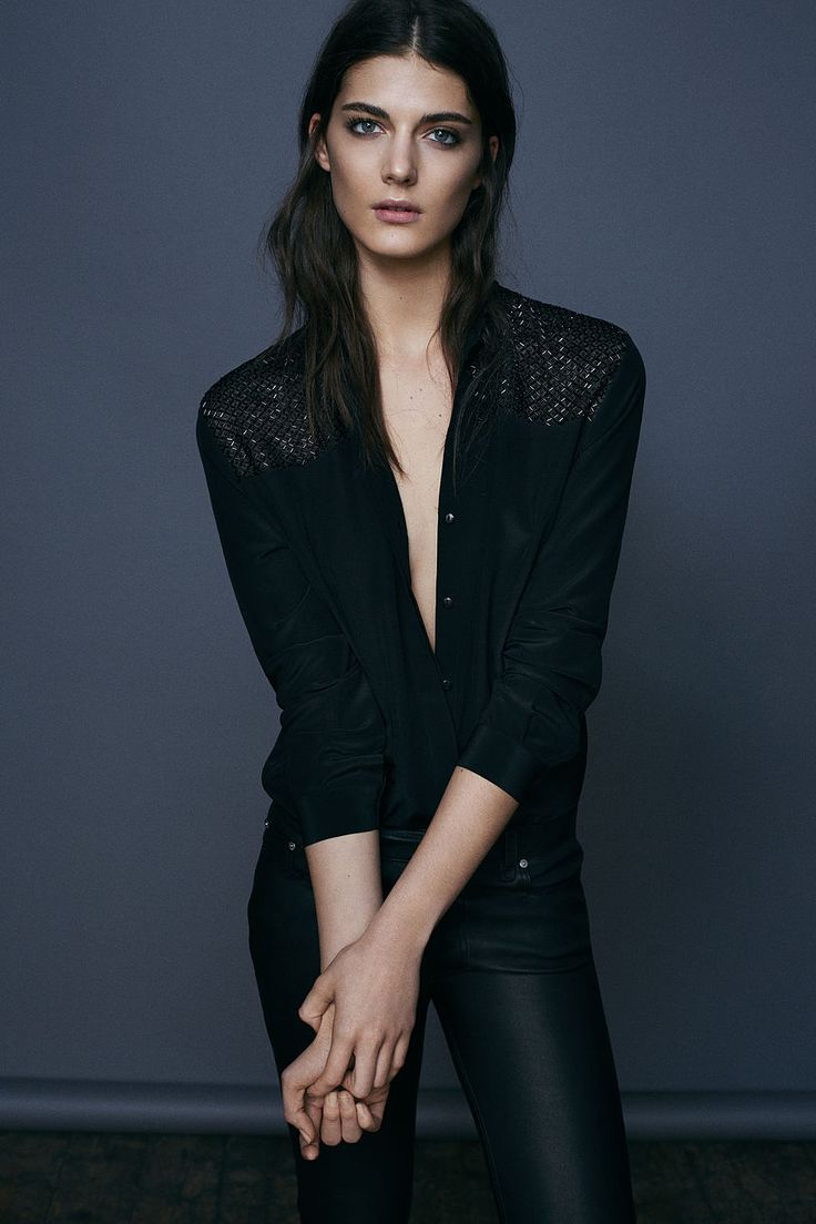 ALLSAINTS: Women's Holiday Lookbook 2014