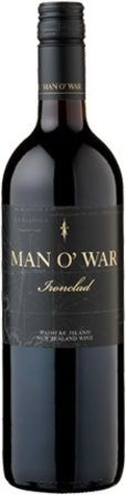 Man O' War Ironclad 2010, Waiheke Island, New Zealand.  On the nose the cassis from the Cabernet Sauvignon is quite overt but there is huge complexity underneath of both blue and black fruits, crushed stone, chalk and wild thyme. The palate is very concentrated with a supple texture in the mid palate. For more info visit www.winetocellar.co.nz