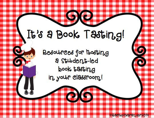 Mrs. O Knows: Reading Night: A Student-Led Book Tasting