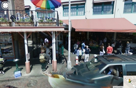 Street View 2: Pike Place, Seattle