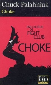 crackheads fighting over 2 dollars | Choke , Chuck Palahniuk