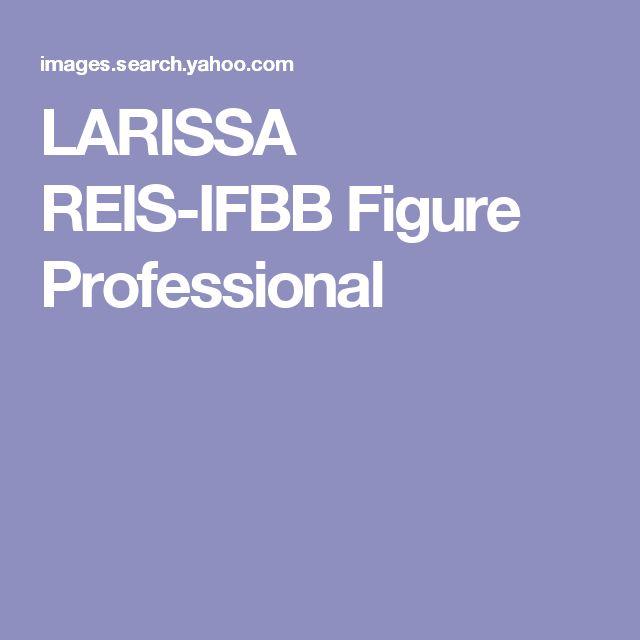 LARISSA REIS-IFBB Figure Professional