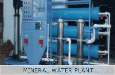Pure & Fresh Mineral Water Plant