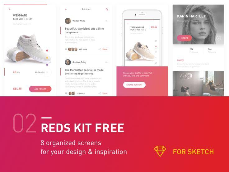 REDS Kit (free) by Roman Shelekhov
