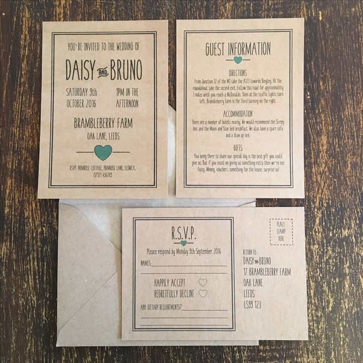 wedding invitation mint green%0A Mint Green Kraft Wedding Invitations  Rustic Country Chic Style