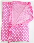 Baby stuff for cheap.... where else can you find minky blankets for $12.50??!!!