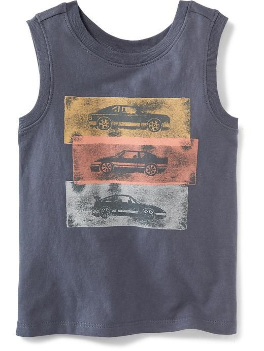 Old Navy Graphic Muscle Tee for Baby