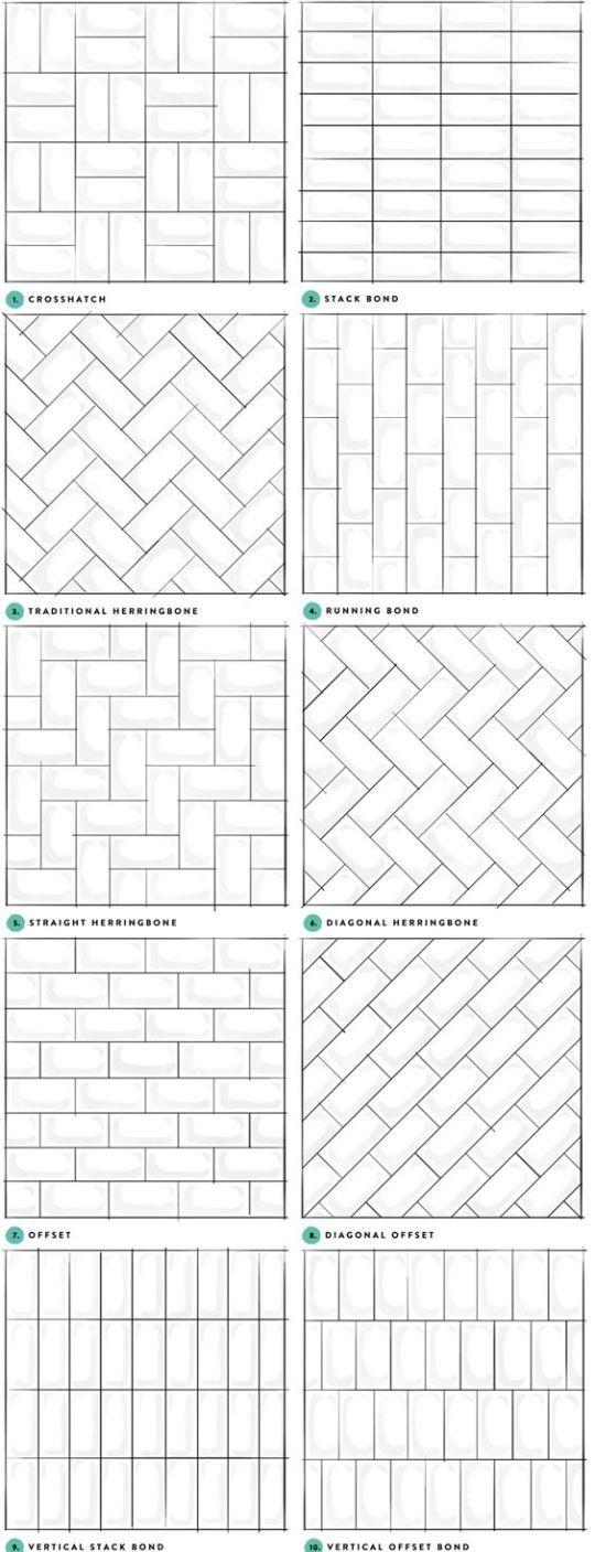 Subway Tile Alternatives