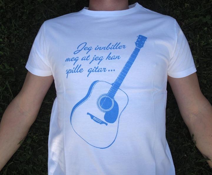 Hjem | Gitar | probat.no  I think I can play guitar