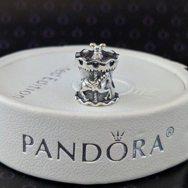 Authentic Pandora Disney Carousel Charm. No box, wil ship in a ...