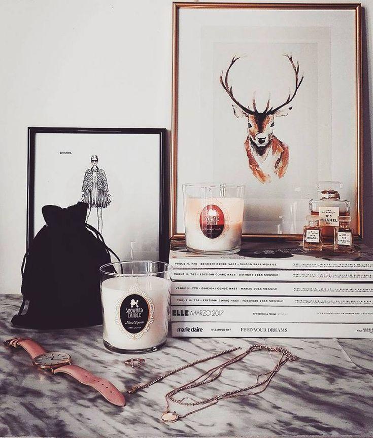 Snoward Candle <3