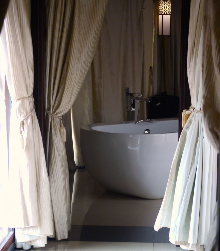 Bath At Banyan Tree Al Wadi Ras Khaimah UAE