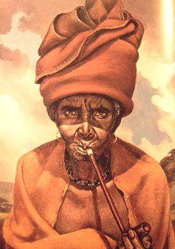 Umakhulu utshaya inqawa.