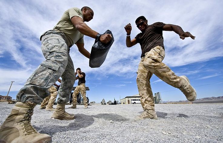 Even the US Army soldiers learn Krav Maga, don't You think it's time to do the same? Read this review http://survivalhints.com/krav-maga to see the Best Self-Defence Technique.