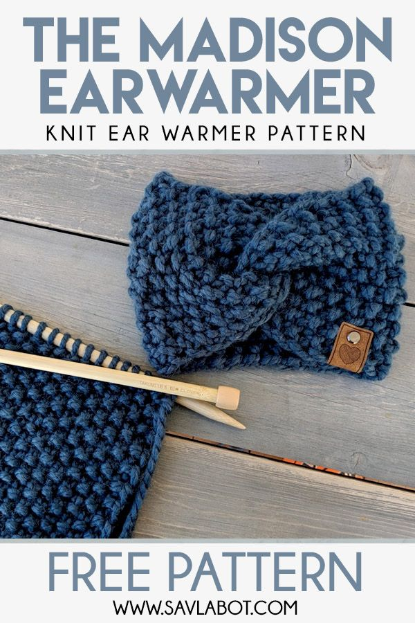 A Simple pattern to follow that uses super bulky yarn. the ...