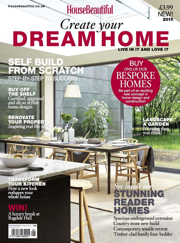Create Your Dream Home 2015 Housebeautifulcouk