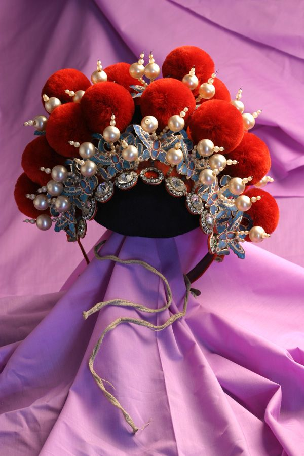 Hat from the Chinese Opera Photo_china10_big_1