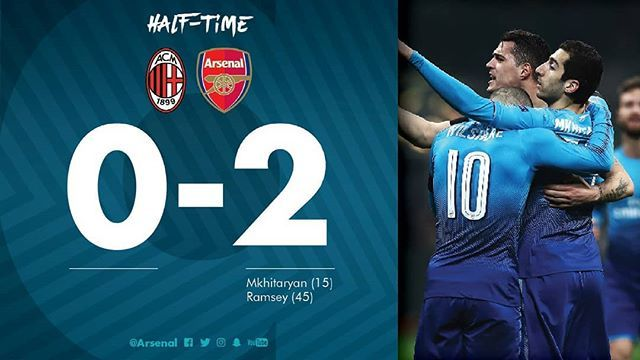 Not in a good form. . But don't forget We are gunners. . Arsenal is in our breath. . Domination is in our Heart. . Yeah gunners yeahhhh..!  You can never predict us. .?? 2-0 away victory against a strong side. .?? #Gunners_are_Back  -WF