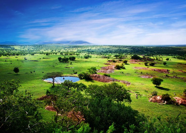 Milan or Rome, Italy to Dar Es Salaam, Tanzania from only €294 roundtrip