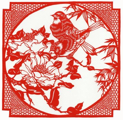 Best 25+ Chinese paper cutting ideas on Pinterest | Brush cut ...