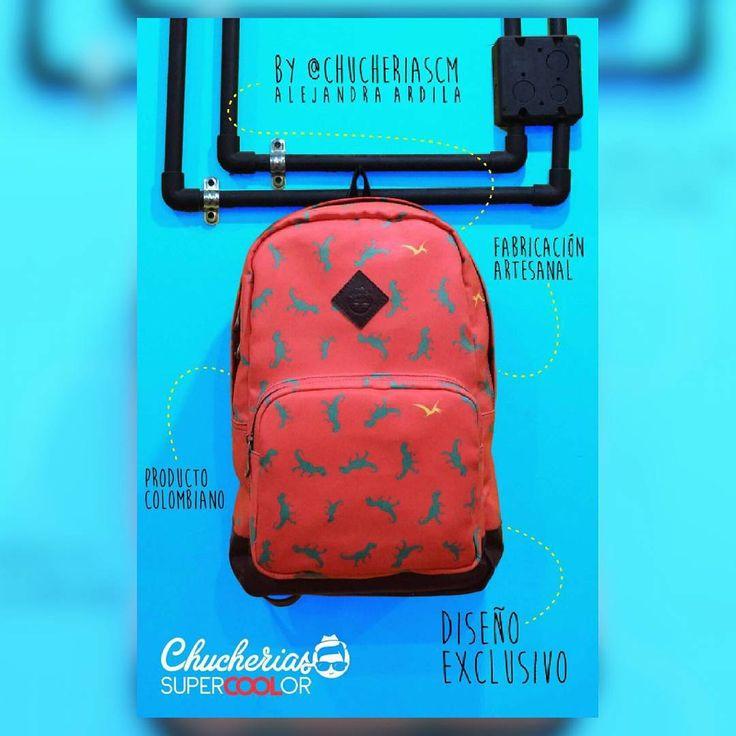 Morrales llenos de diseño,  exclusividad, estilo y actitud,  sólo aquí en #chucheriascm Cra 34 # 51 - 48 cabecera ¡ Los esperamos!