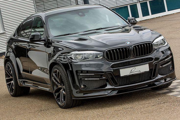BMW X6: Tuning von Lumma