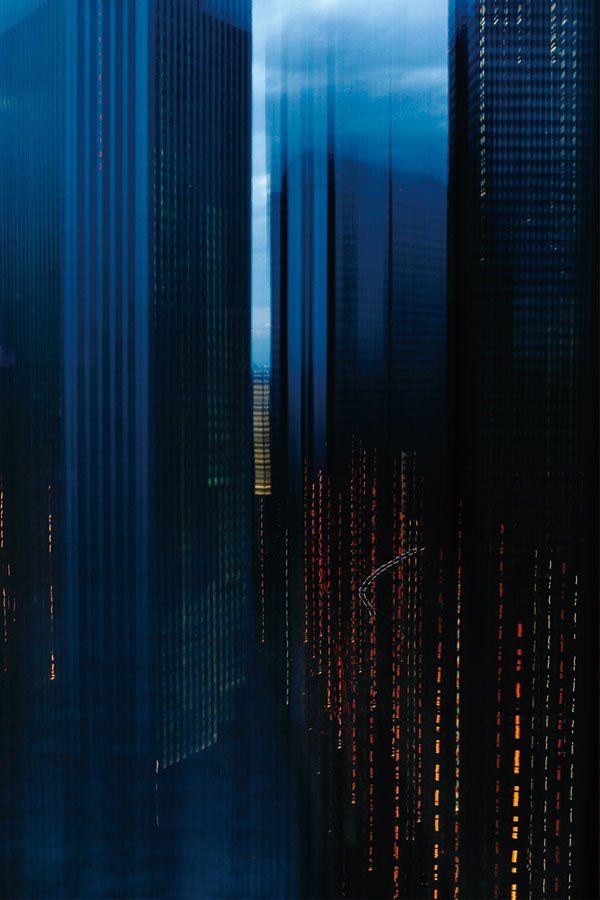 """Tokyo Layers"" by Makoto Sasaki."
